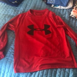 Under Armour long sleeve tee YSM